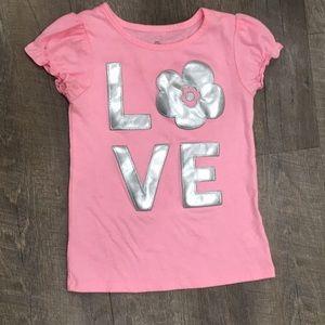 🌵 Okie dokie girls t shirt 5t